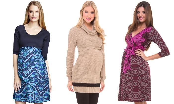 Maternity Apparel Is Stylish and comfy