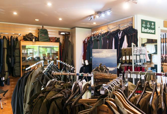 Country Clothes Store – Why Is People Can Get On?