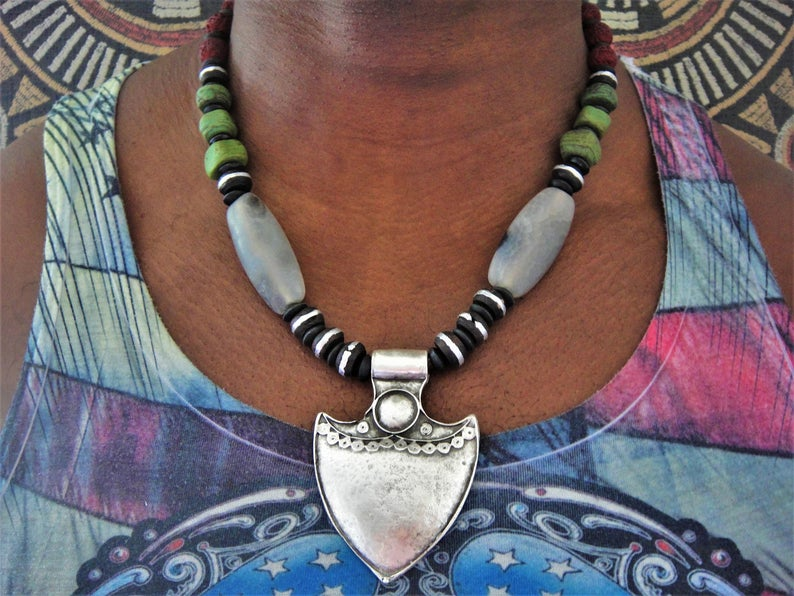 Drifting Men's Tribal Jewelry