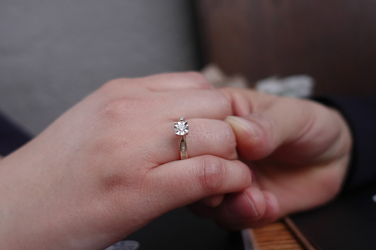 ENGAGEMENT RING: A TRUE SYMBOL OF LOVE